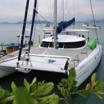 Airbnb Thailand Catamaran